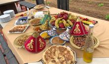 Köstlichkeiten aus Marokko