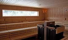 Sauna im Aldiana Club