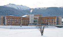 Club im Schnee