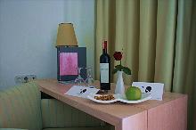 Wein im Zimmer