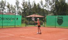 Eine Runde Tennis gef�llig?