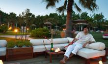 Entspannen bei einer Shisha