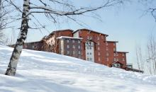 Club Med im Schnee