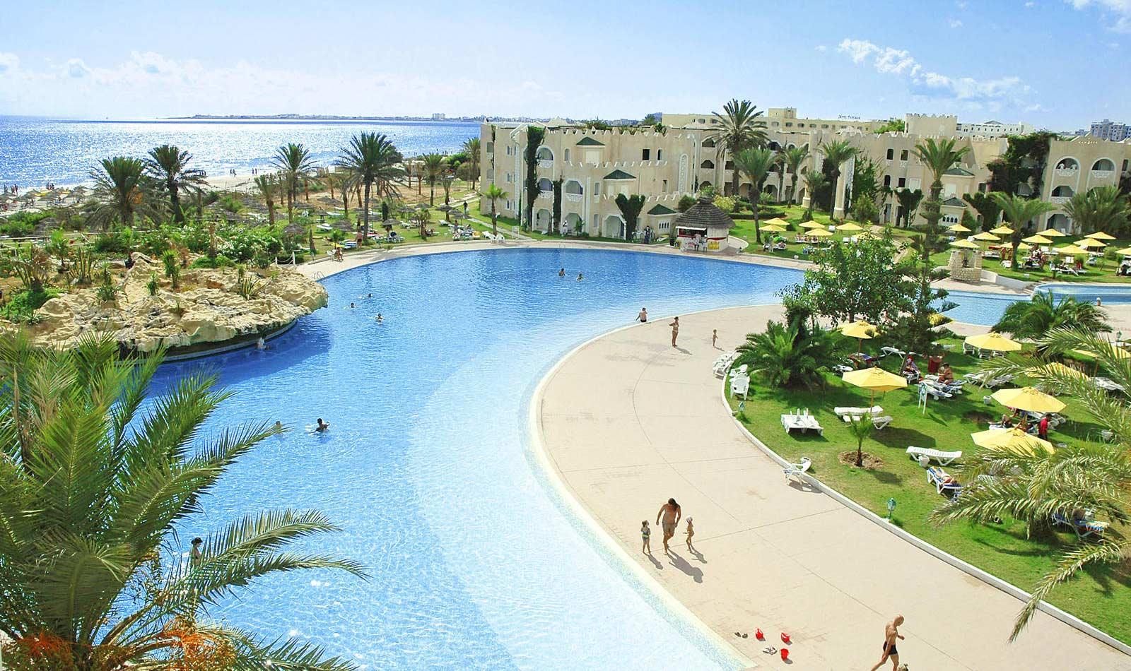 Mahdia Beach Hotel