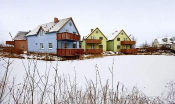 Winter im Dorfhotel Fleesensee