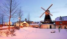 Windmühle im Dorfhotel Fleesensee