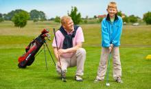 Golfen auf Sylt