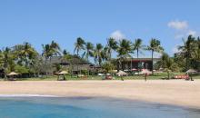 Strand von Bali