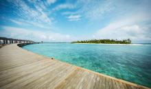 Robinson Club auf den Malediven