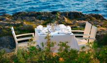 Romantisches Essen