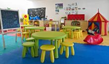 Betreuungsraum für Kinder