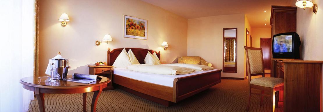 Falkensteiner Hotel Cristallo Zimmer