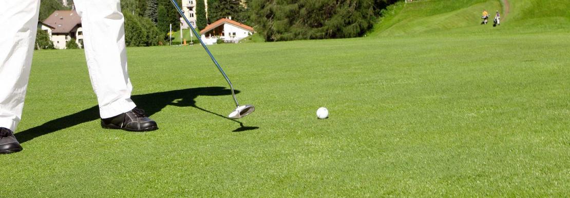 Golf Schlanitzen Alm