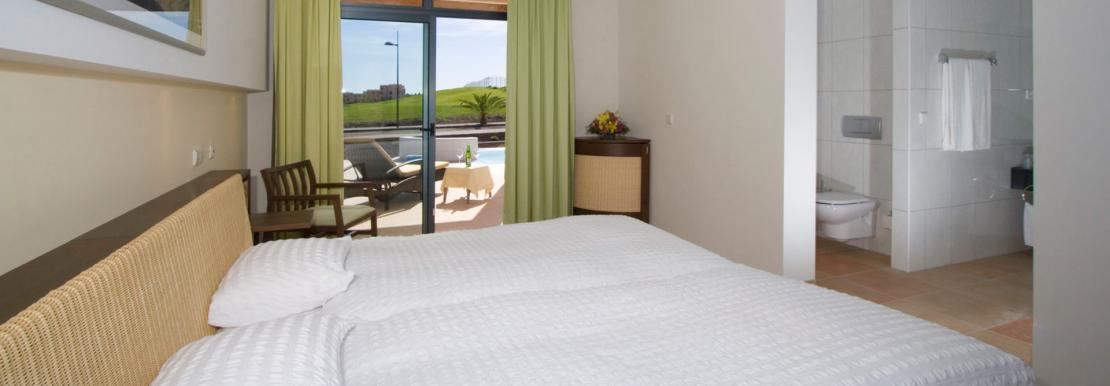 Playitas Resort Zimmer