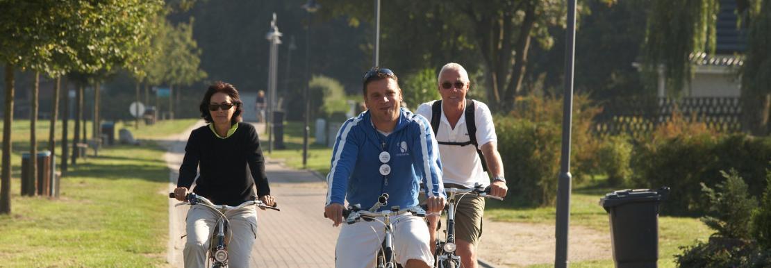Radsport Fleesensee