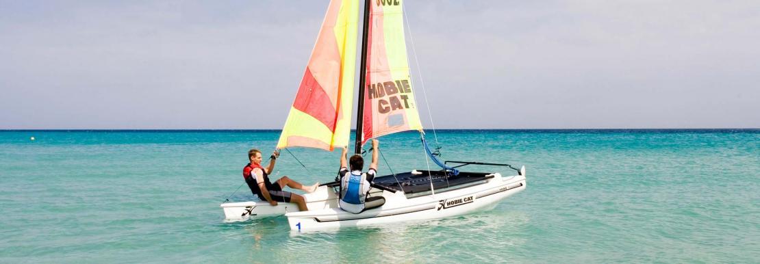 Segeln Esquinzo Playa