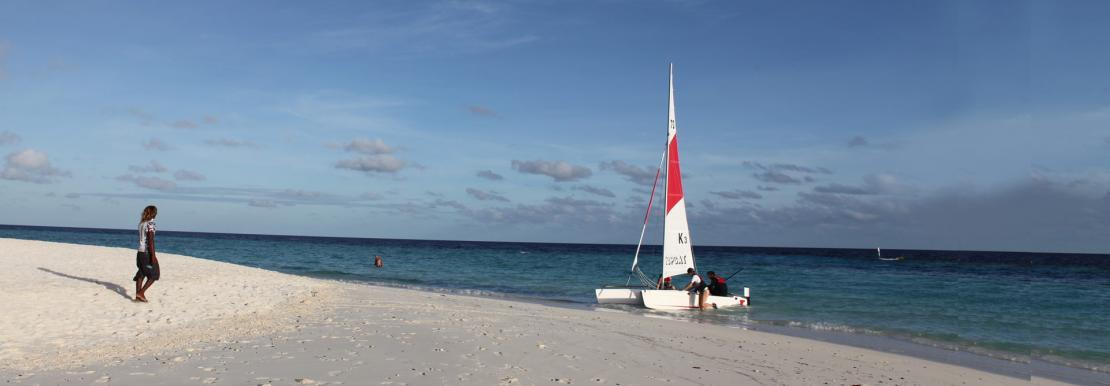 Segeln Maldives