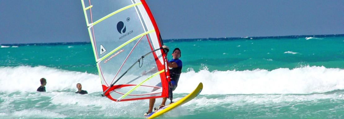 Surfen Apulia