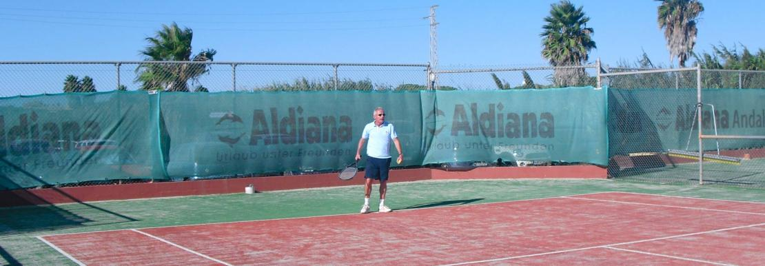 Tennis Andalusien
