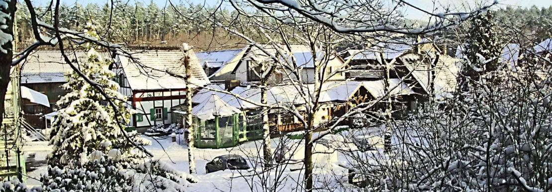 Winter Bächlein