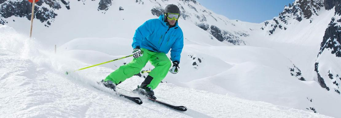 Wintersport Alpenrose