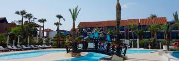 TOP Strandclub Club Aldiana Zypern