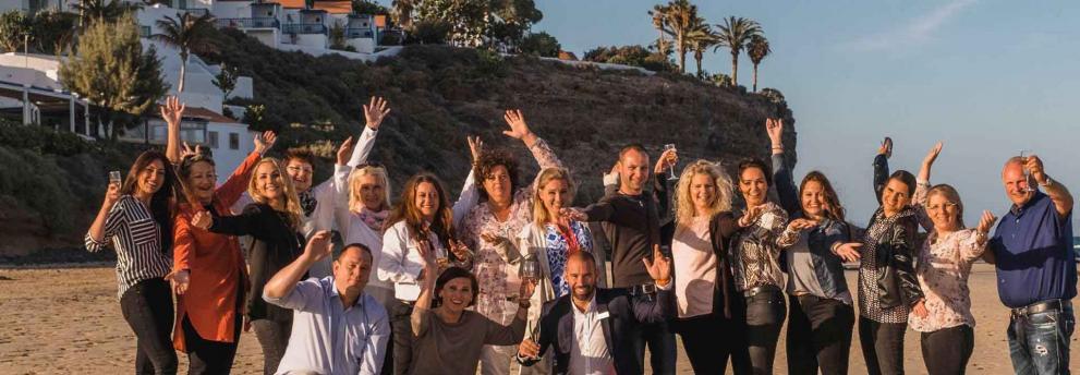 Cluburlaub.de Team im Aldiana Fuerteventura