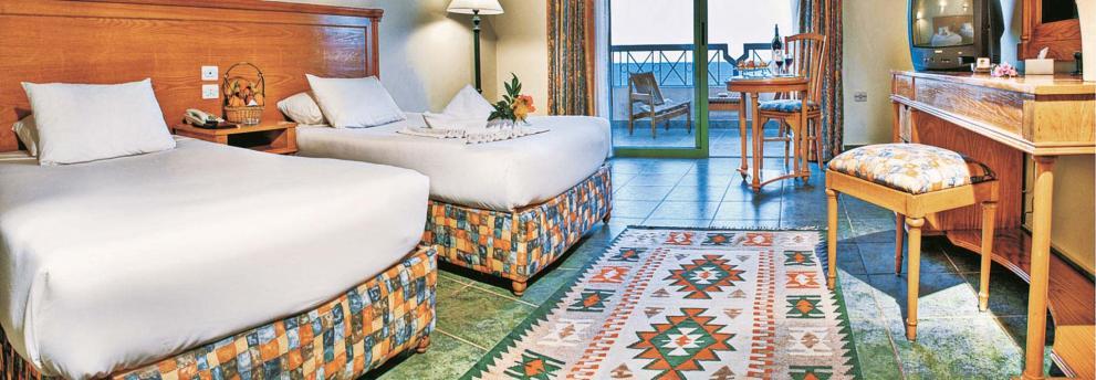 Akassia Swiss Resort Zimmer