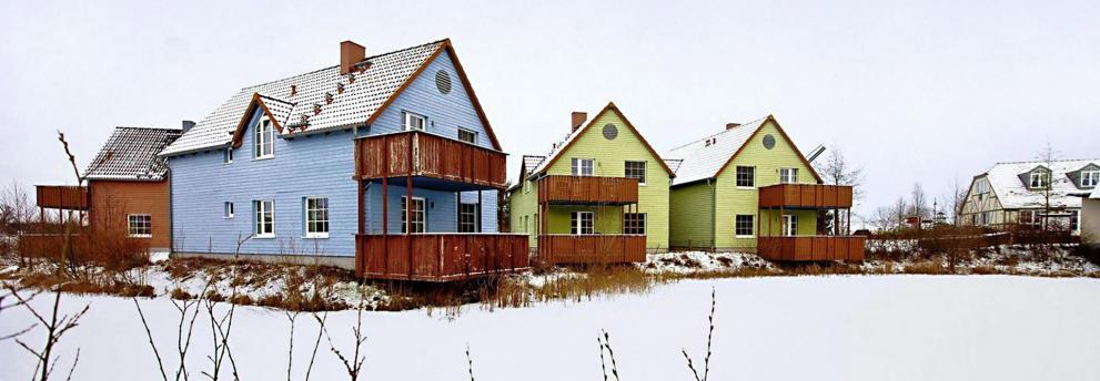 Dorfhotel Fleesensee Winter