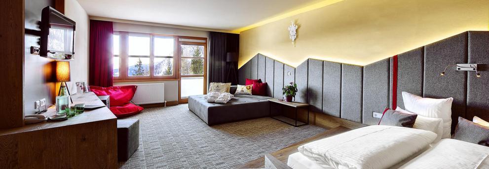 Falkensteinerhotel Sonnenalpe Zimmer