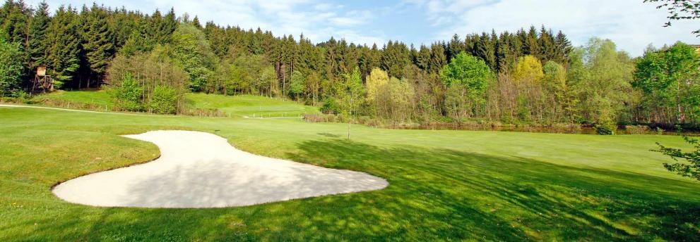 Golf Ampflwang