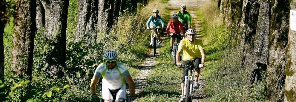 Radsport Salzkammergut