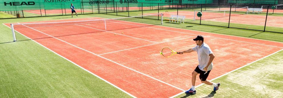 Lust auf ein Tennismatch?