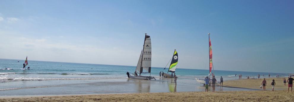 Segeln Fuerteventura