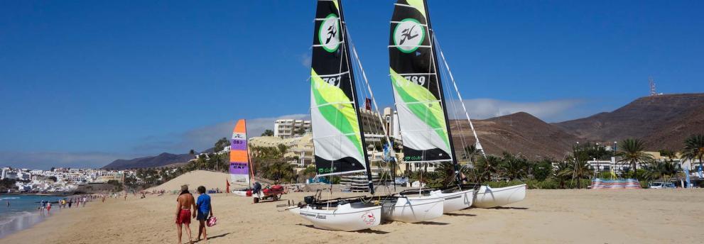 Segeln Jandia Playa