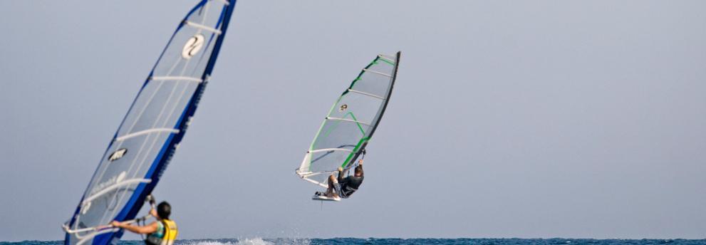 Surfen Zypern