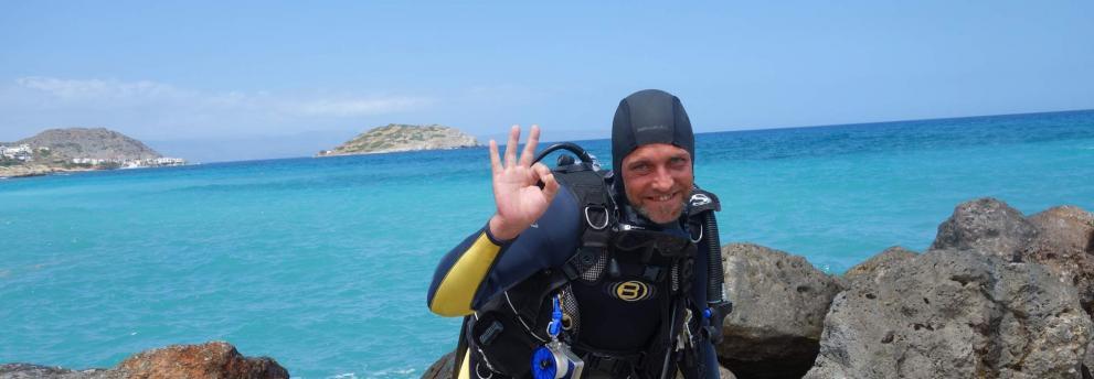 Tauchen Kreta