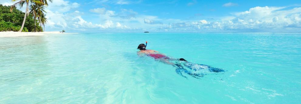 Tauchen Maldives