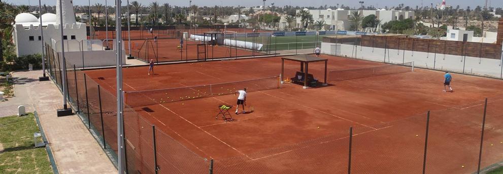 Tennis Djerba Bahiya
