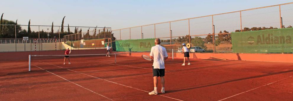 Tennis Zypern