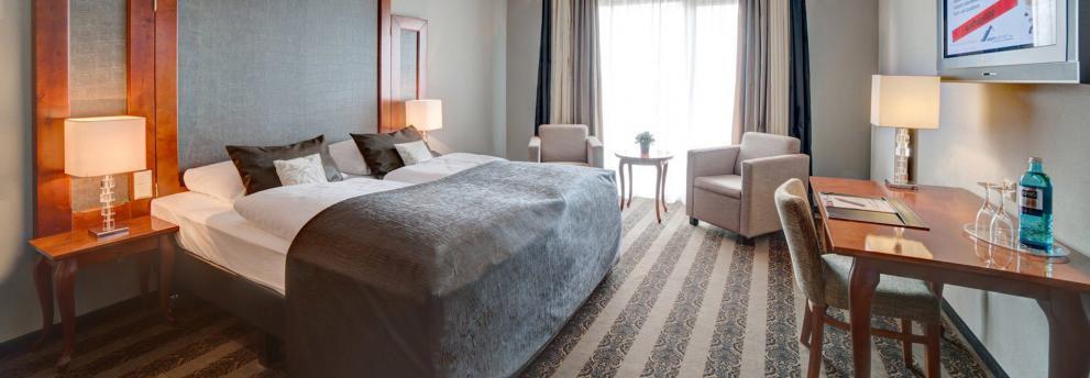 Van der Valk Resort Zimmer