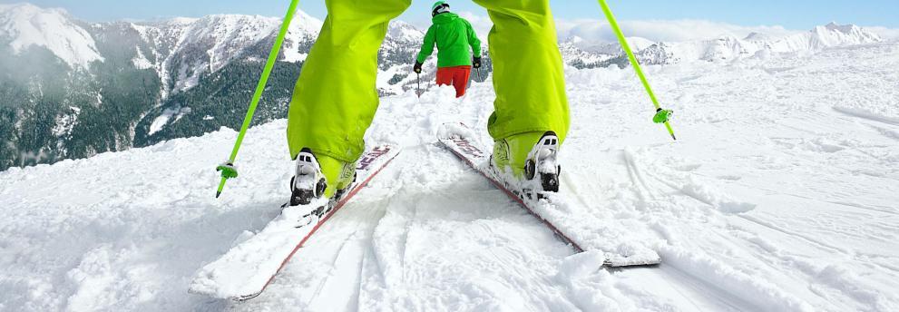 Wintersport Amade