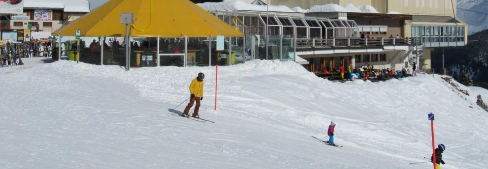 Wintersport Arosa