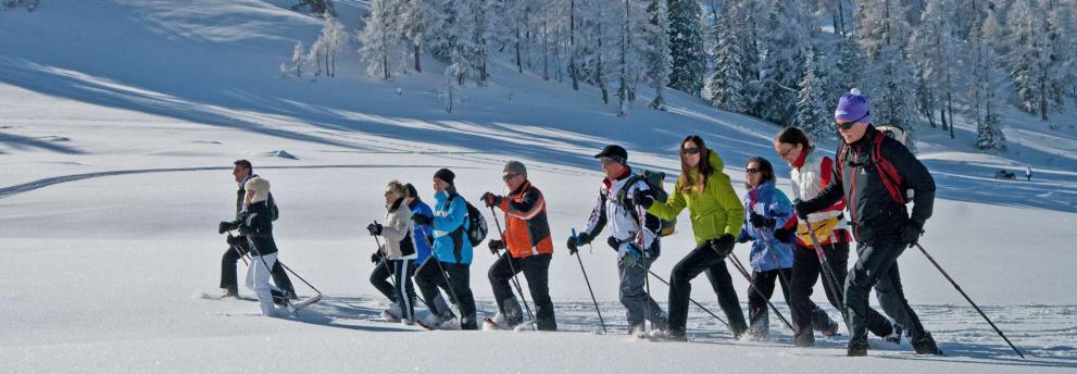 Wintersport Salzkammergut