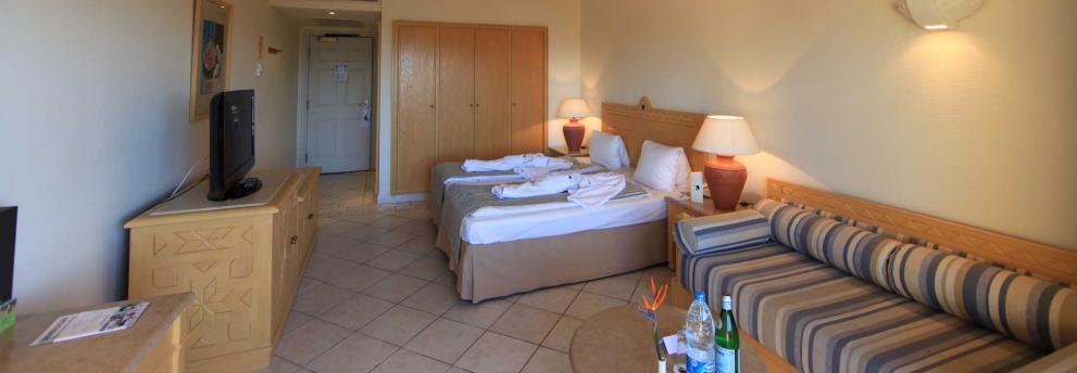 Zimmer im Robinson Club Soma Bay