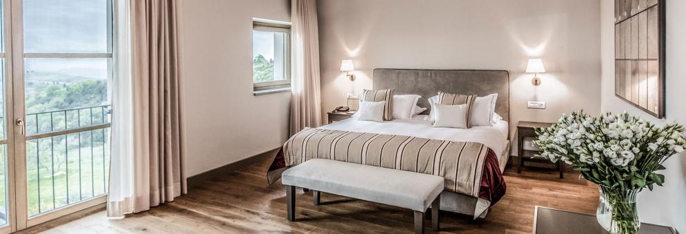 Zimmer Il Castelfalfi