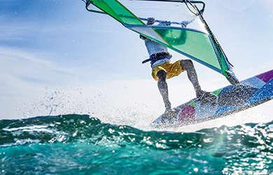 Windsurfen / Surfen