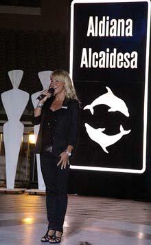 Clubdirektorin Susan Gläser