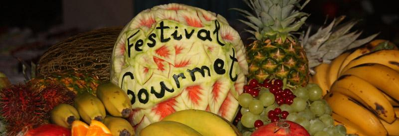Obst-Buffet - Festival Gourmet