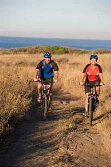 Biketour auf Fuerteventura mit Meerblick